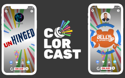Colorcast announces partnerships with Unhinged and Belly Up Sports Networks